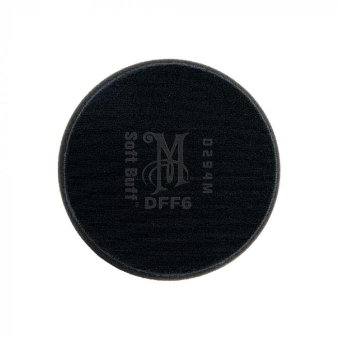 DFF6_Meguiars_Soft_Buff_DA_Foam_Finishing_Disc_6_inchi_burete_polish_finish_15.24cm [1]