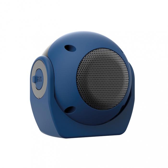 SOUNDLED S, lampa led audio reincarcabila, 600 lumeni 2