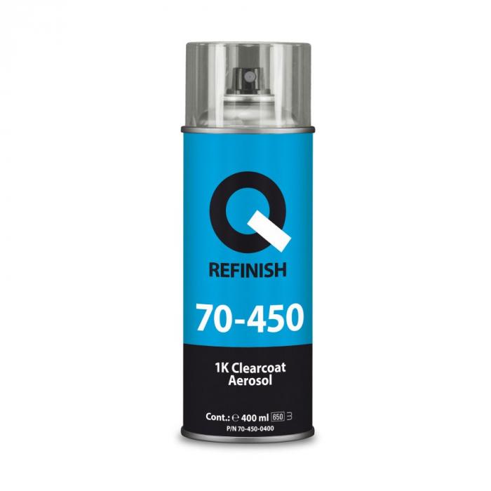 Spray auto lac incolor, 400 ml [0]