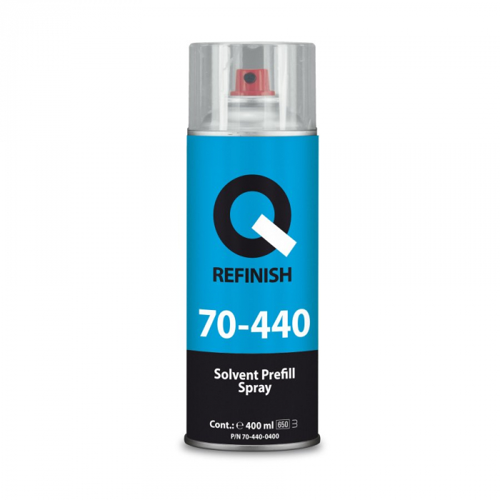 Spray auto prefill solvent, tub cu 290 ml 0