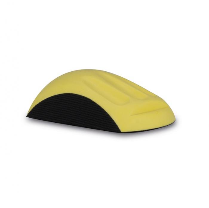 Suport manual pentru șlefuit pentru discuri abrazive, cu prindere velcro 0