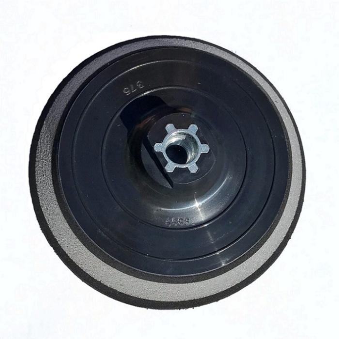Taler polish 147 mm, sandwich cauciuc celular si burete [0]