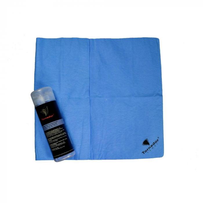 Tornador Towel laveta albastra super absorbanta 66x43 cm 0