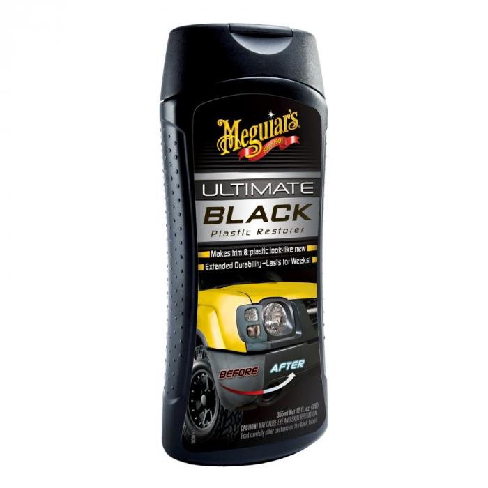 Ultimate Black, dressing plastic exterior, 354 ml 0
