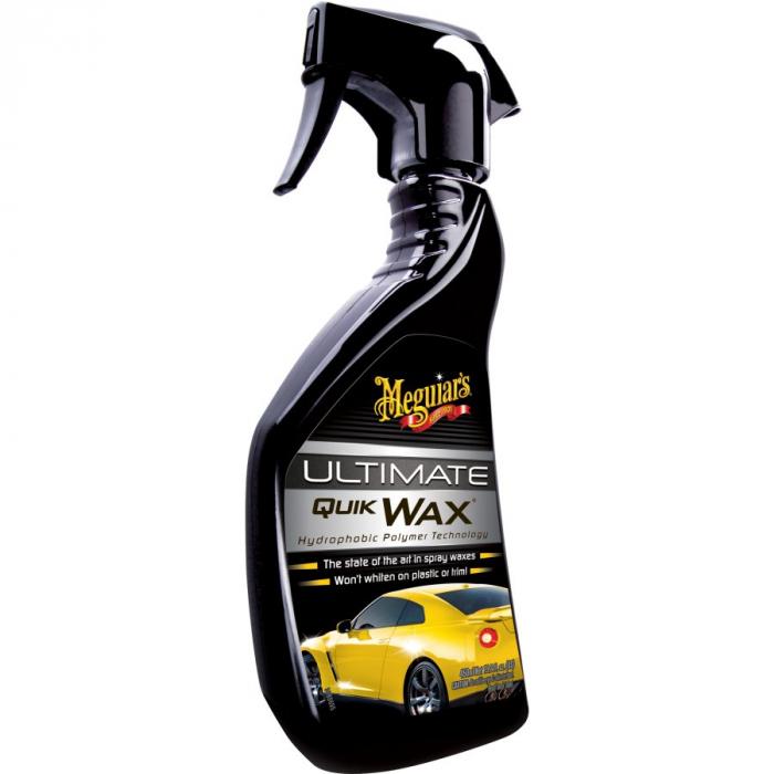 Ultimate Quik Wax, ceara auto lichida, 450 ml 0
