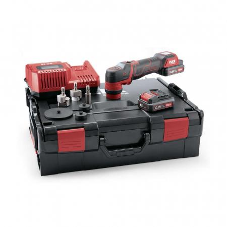 Kit masina de polishat cu acumulatori PXE 80 10,8-EC/2.5, 400-5800 rpm0