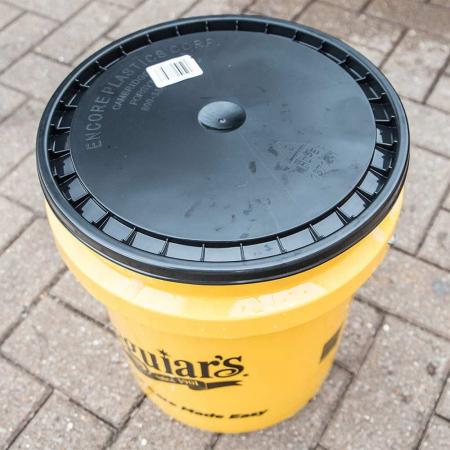 Bucket Lid, capac galeata Meguiar's1