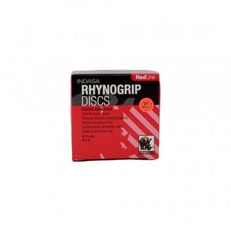Disc abraziv Rhynogrip RedLine 75mm, fără găuri [2]
