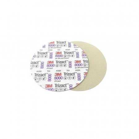 Disc abraziv Trizact Foam Disc, 152 mm, P 80001