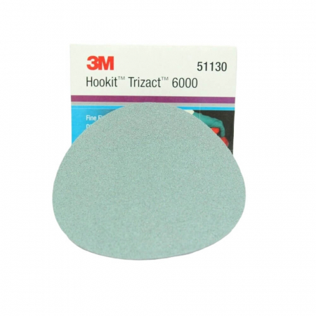 Disc abraziv Trizact Fine Finishing Disc, 150 mm, P 60000