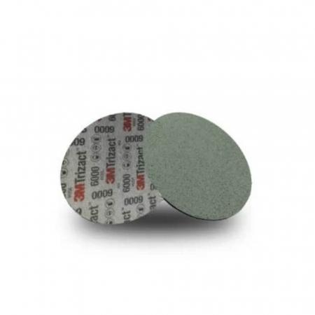 Disc abraziv Trizact Fine Finishing Disc, 150 mm, P 60001