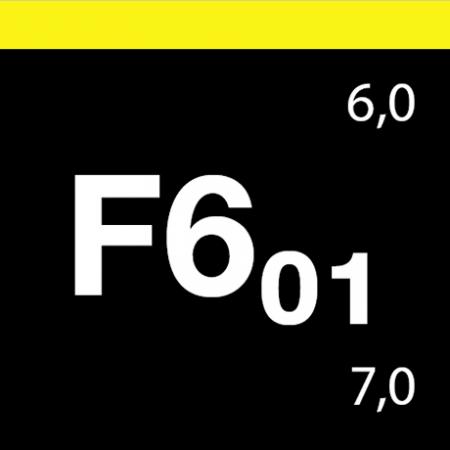 F6.01 - Fine Cut, polish mediu, 1 ltr1