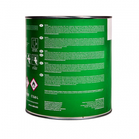 Filler 2K acrilic HS 4:1 gri deschis, cutie 3 ltr2