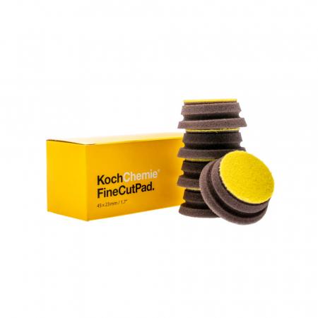 999614_Koch_Chemie_Fine_Cut_Pad_burete_polish_mediu_galben_45x23mm_cutie_5buc [0]