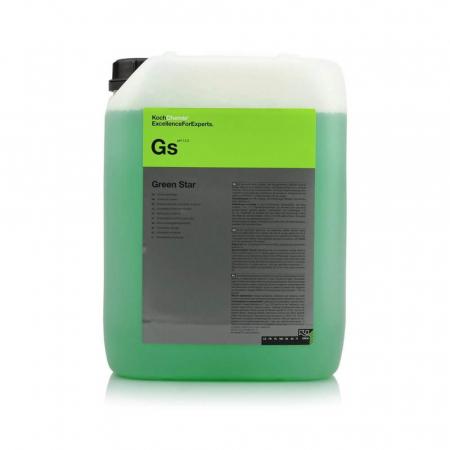 Gs - Green Star, soluție curățare universală alcalină, 11 kg [0]