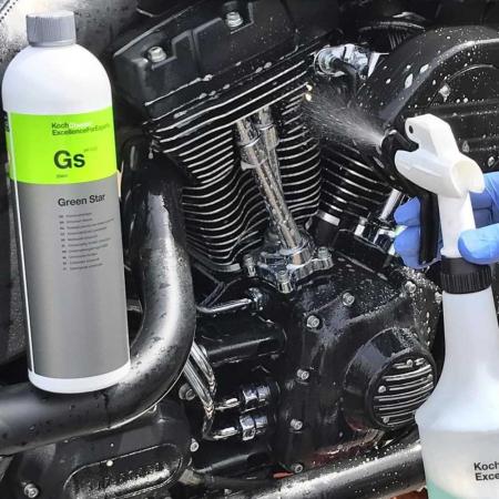 Gs - Green Star, soluție curățare universală alcalină, 11 kg [1]