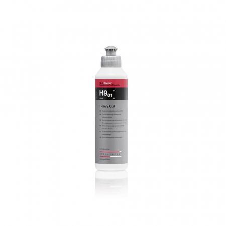 H9.01 - Polish abraziv Heavy Cut, fără silicon și uleiuri, 250 ml [0]