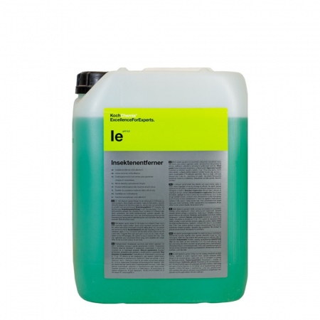 Ie - Insektentferner, solutie curatat insecte alcalina concentrata, 11 kg [0]