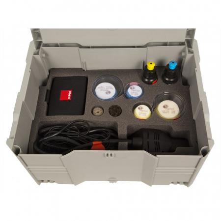 Kit Deluxe Ibrid Nano gat lung in valiza de plastic1