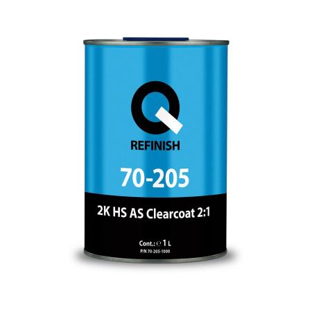 Lac acrilic 205 HS rezistent la zgarieturi0