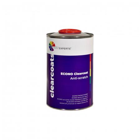 Lac acrilic 2K ECONO rezistent la zgarieturi, cutie 1 ltr