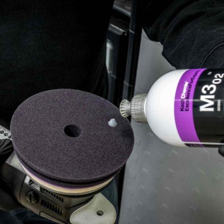 Micro Cut Pad, burete polish finish mov, 126x23 mm1