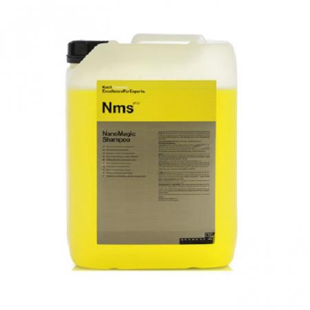 Nms - Nano Magic, sampon auto concentrat cu nano protectie, 10 kg [0]