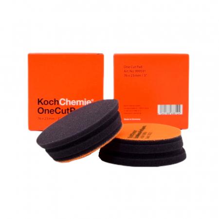 One Cut Pad, burete polish one step portocaliu, 76x23 mm0