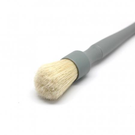 Pensula detailing cu par mistret, gri [2]