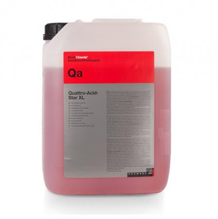Qa - Quattro Acid Star XL, solutie curatare jante acida concentrata 11 kg0