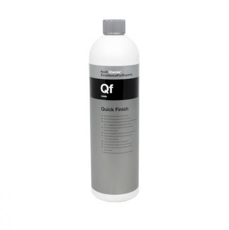 Qf - Quick Finish Allround Finish, solutie detailing rapid universala cu efect hidrofob, fara silicon,  1 ltr0