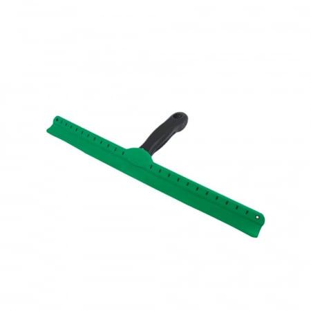 Racleta Wipe-N-Shine, 450 mm, silicon verde0
