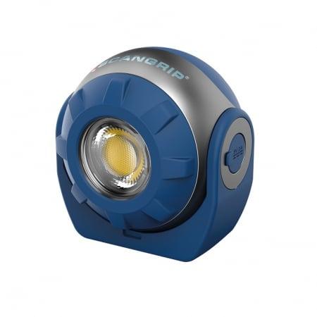 SOUNDLED S, lampa led audio reincarcabila, 600 lumeni [1]
