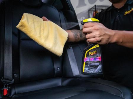 Ultimate Leather Detailer, solutie detailing rapid pentru piele, 473 ml [2]