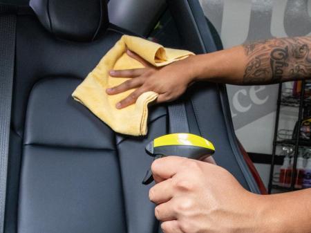 Ultimate Leather Detailer, solutie detailing rapid pentru piele, 473 ml [3]