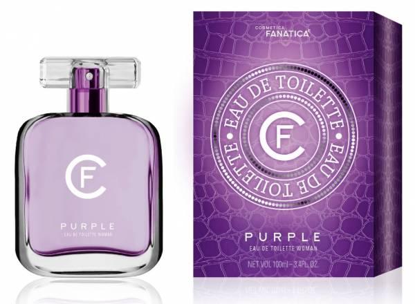 Cosmetica Fanatica Purple, parfum pentru femei, 100ML 0