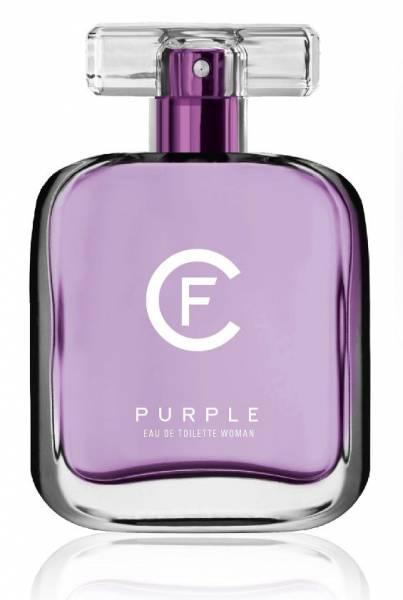 Cosmetica Fanatica Purple, parfum pentru femei, 100ML 1