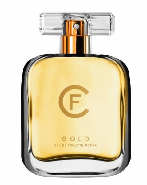 Cosmetica Fanatica GOLD, parfum pentru femei, 100ML 1