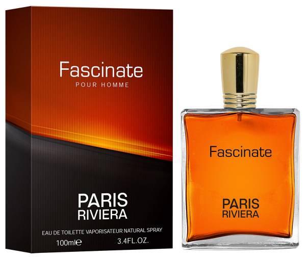 Paris Riviera FASCINATE MAN, parfum pentru barbati, 100ML [0]
