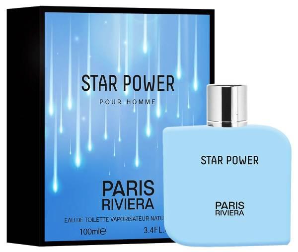 Paris Riviera STAR POWER, parfum pentru barbati, 100ML 0
