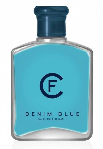 Cosmetica Fanatica Denim Blue, parfum pentru barbati, 100ML 1