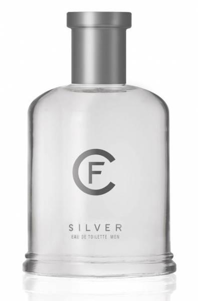 Cosmetica Fanatica SILVER, parfum pentru barbati, 100ML 1