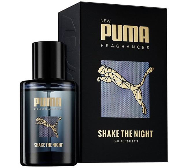 Puma Shake the Night, parfum pentru barbati, 50 ml 0
