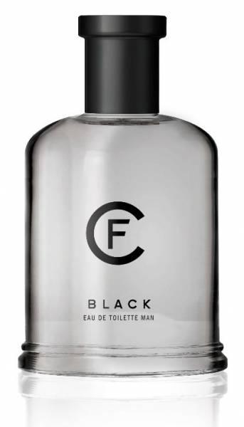 Cosmetica Fanatica BLACK, parfum pentru barbati, 100ML 1