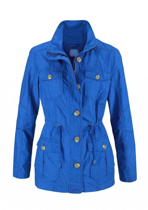 Jacheta albastra de toamna 1