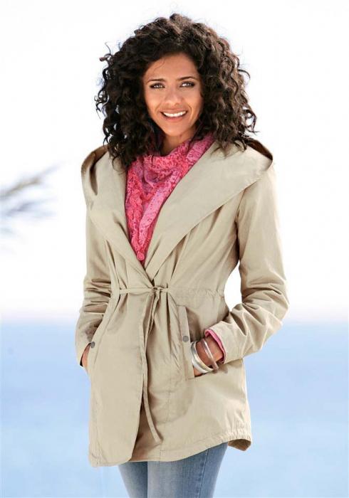 Jacheta cu gluga pentru femei [0]