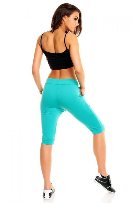 Pantalon sport Ganeder Bleu 1