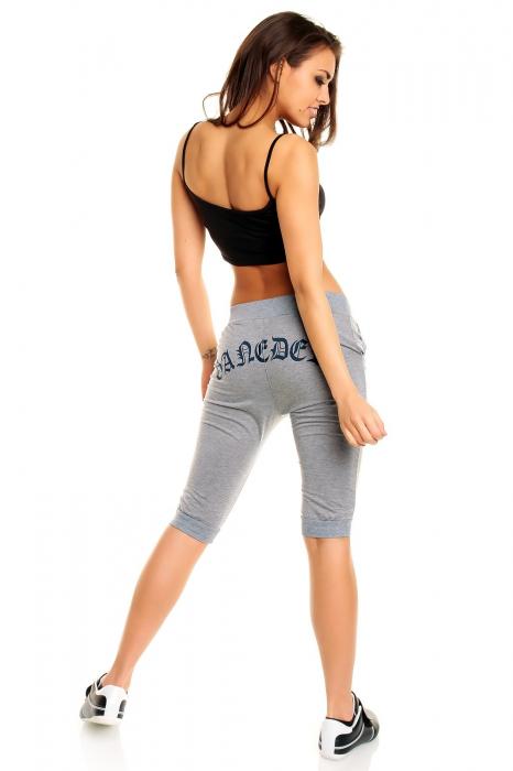 Pantalon sport Ganeder gri 1