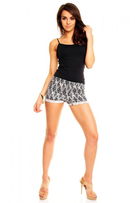 Pantalon scurt Sublevel cadrilat [2]