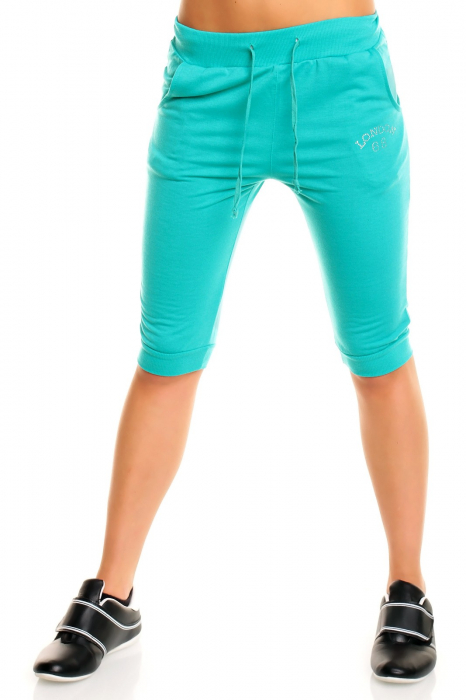 Pantalon sport Ganeder Bleu 2